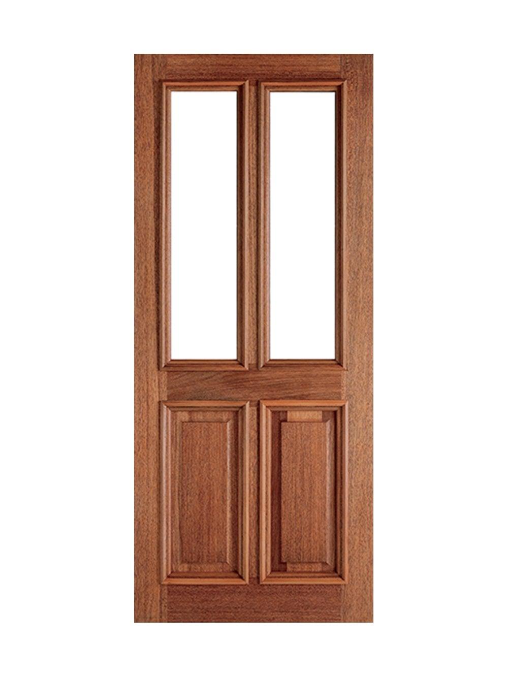 lpd doors derby hardwood unfinished unglazed external door